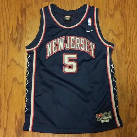 wholesale dealer ac24e 41213 Nike Jason Kidd New Jersey Nets Swingman Jersey